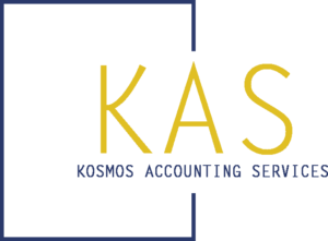 Kosmos Accounting Services Logo